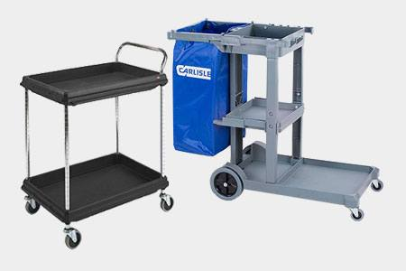 Commercial Carts