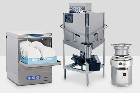 Commercial Dish Washing