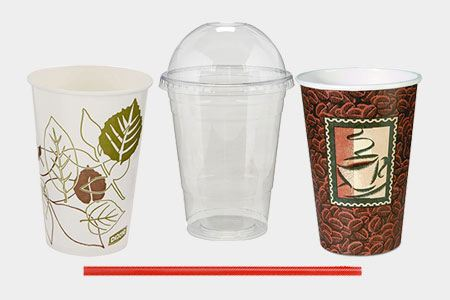 Shop Disposable Beverageware