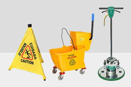 Floor Care Equipment & Supplies