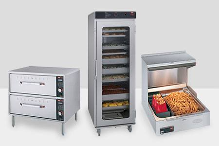 Commercial Food Holding & Warming Equipment