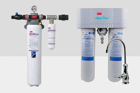 Water Filter Systems & Cartridges